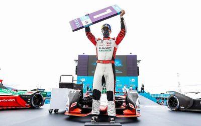 Audi consigue el triunfo de Fórmula E en el E-Prix de PueblaSubtítulo