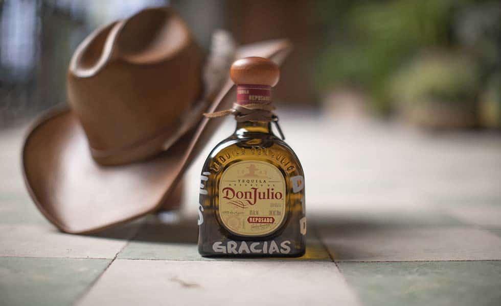 Tequila Don Julio y Gentleman, historias que inspiranSubtítulo