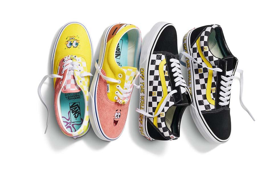 Vans y Nickelodeon se unen para presentar nueva colecciónSubtítulo
