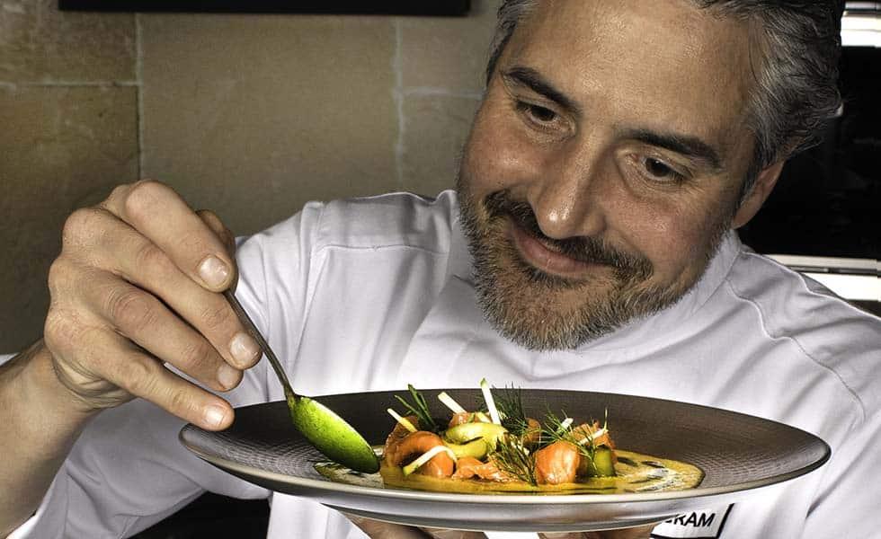 Celebra a papá con esta receta del chef Mikel AlonsoSubtítulo