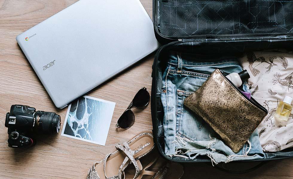 Los 5 mejores tips para organizar tu maleta de viajeSubtítulo