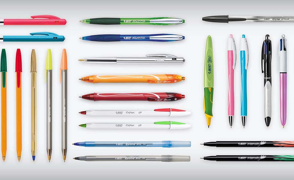 Hoy se conmemora el Día Internacional del BolígrafoSubtítulo