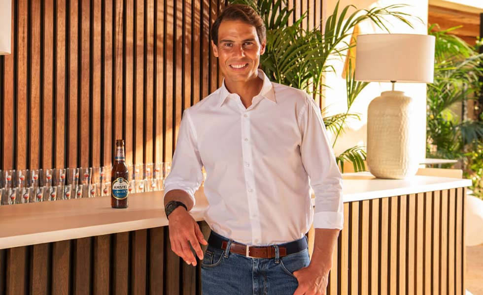 Rafa Nadal inicia nueva campaña en MéxicoSubtítulo