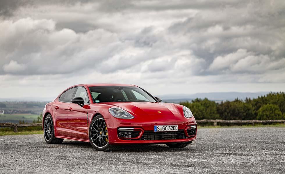 Así es el nuevo Porsche PanameraSubtítulo
