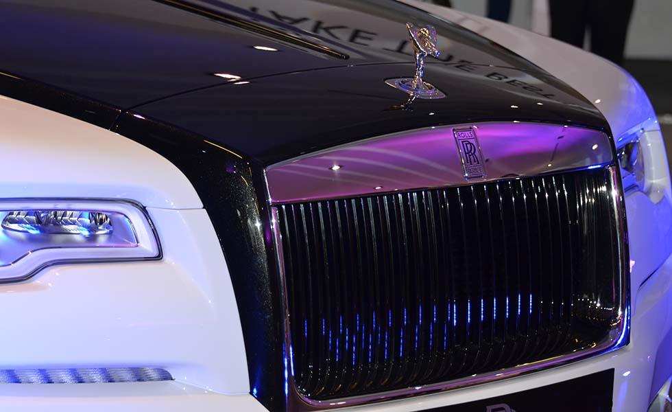Rolls-Royce México se presenta en CDMXSubtítulo