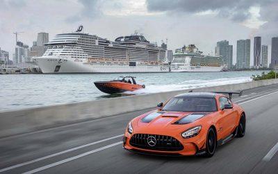 Navegando con tecnología, velocidad y lujoSubtítulo