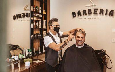 ¿La mejor barbería de México?Subtítulo