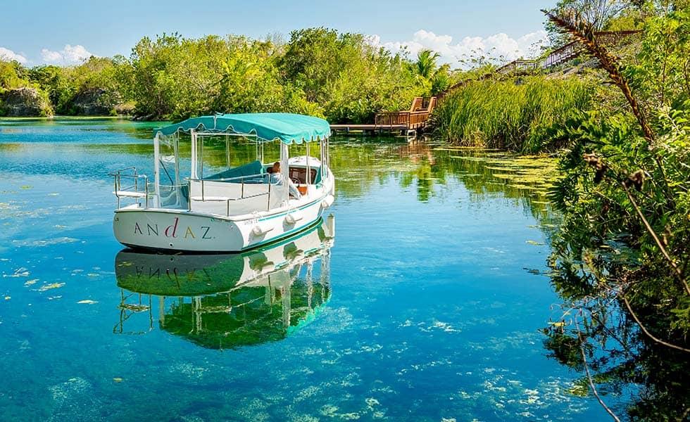 Vacaciones en el más exclusivo resort de la Riviera MayaSubtítulo
