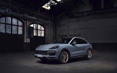 Así es el Nuevo Porsche Cayenne Turbo GTSubtítulo