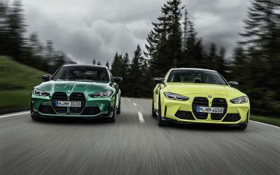 Así fue la presentación del BMW M3 y M4Subtítulo
