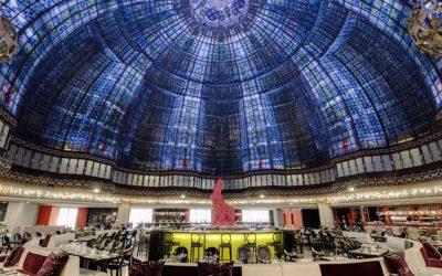 Conoce el Nuevo Templo de las compras en ParísSubtítulo