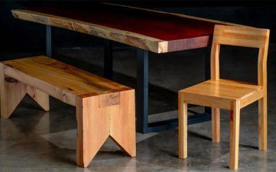 Te'etik, los mejores muebles sustentables para casaSubtítulo
