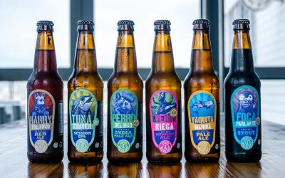 Así se festeja el Día Internacional de la cervezaSubtítulo