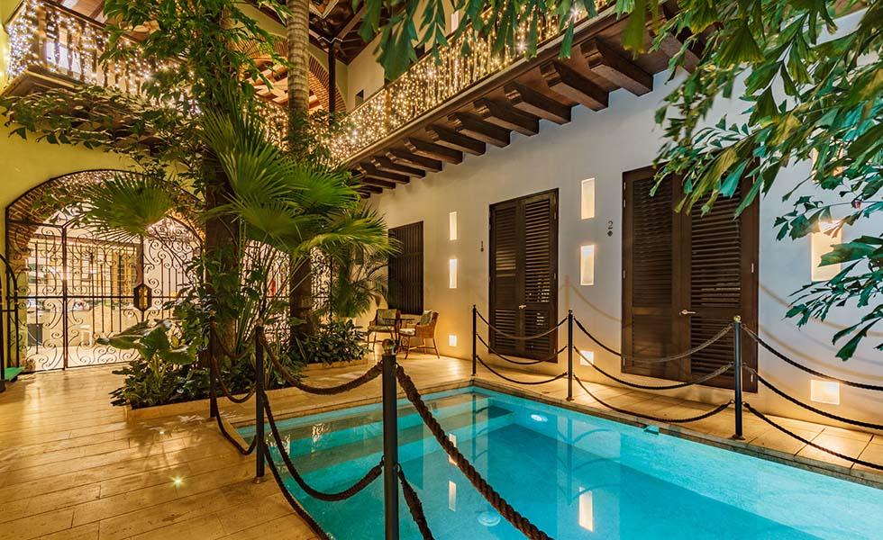 El presente y futuro de los hoteles de lujo y wellnessSubtítulo