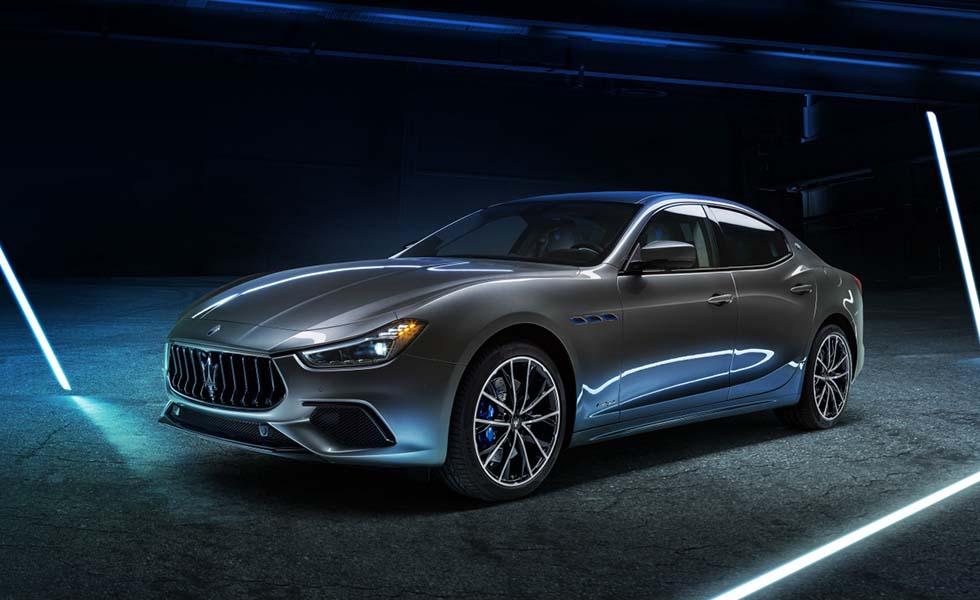 Así son los nuevos modelos de MaseratiSubtítulo