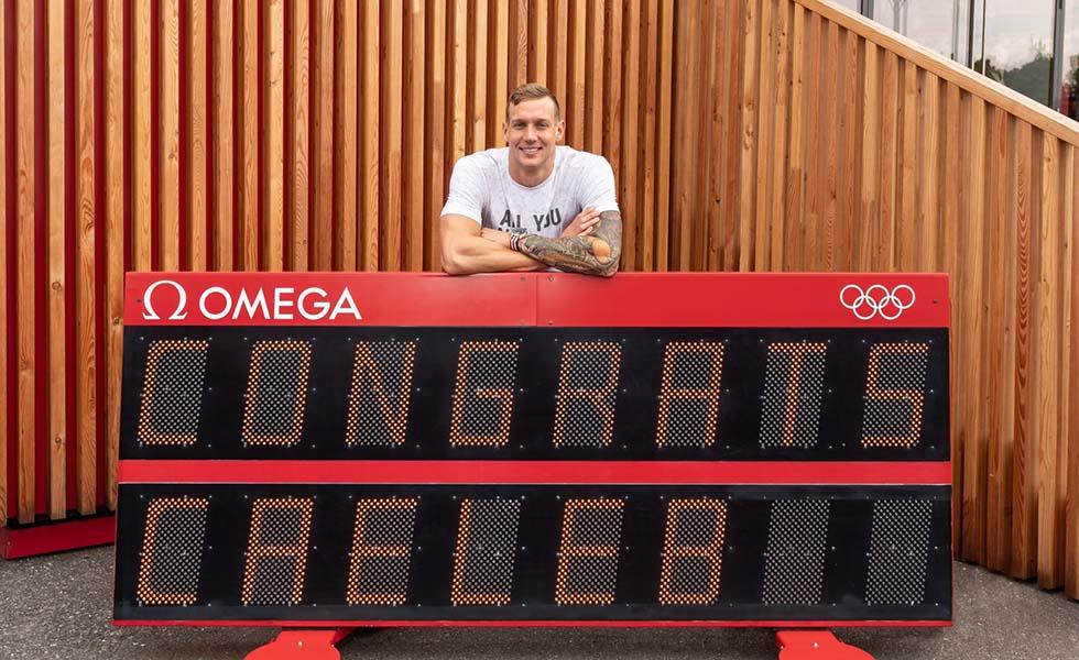 Embajadores de OMEGA triunfan en los Juegos OlímpicosSubtítulo