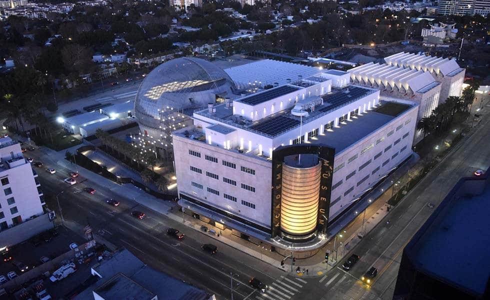 El Academy Museum of Motion Pictures abre sus puertasSubtítulo