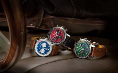 ¿Amante de los autos? Estos relojes son para tiSubtítulo