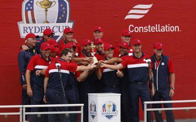 EEUU vence a Europa y consigue la Ryder Cup 2021Subtítulo
