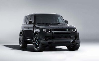 Lo nuevo de Land Rover se inspira en James Bond 007Subtítulo
