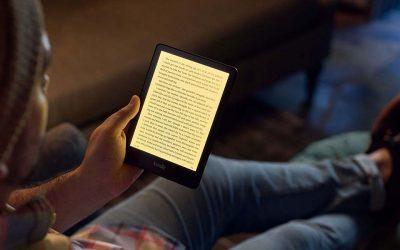 Amazon presenta sus nuevos KindleSubtítulo
