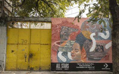 'Mi gente', Converse exhalta el orgullo latinoSubtítulo
