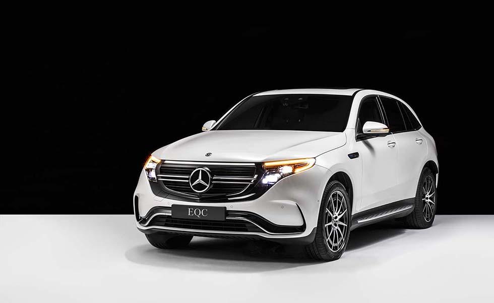 Mercedes-Benz EQC: El poder eléctricoSubtítulo