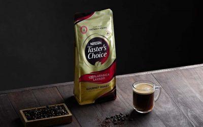 El café de siempre ahora tostado, molido y más intensoSubtítulo