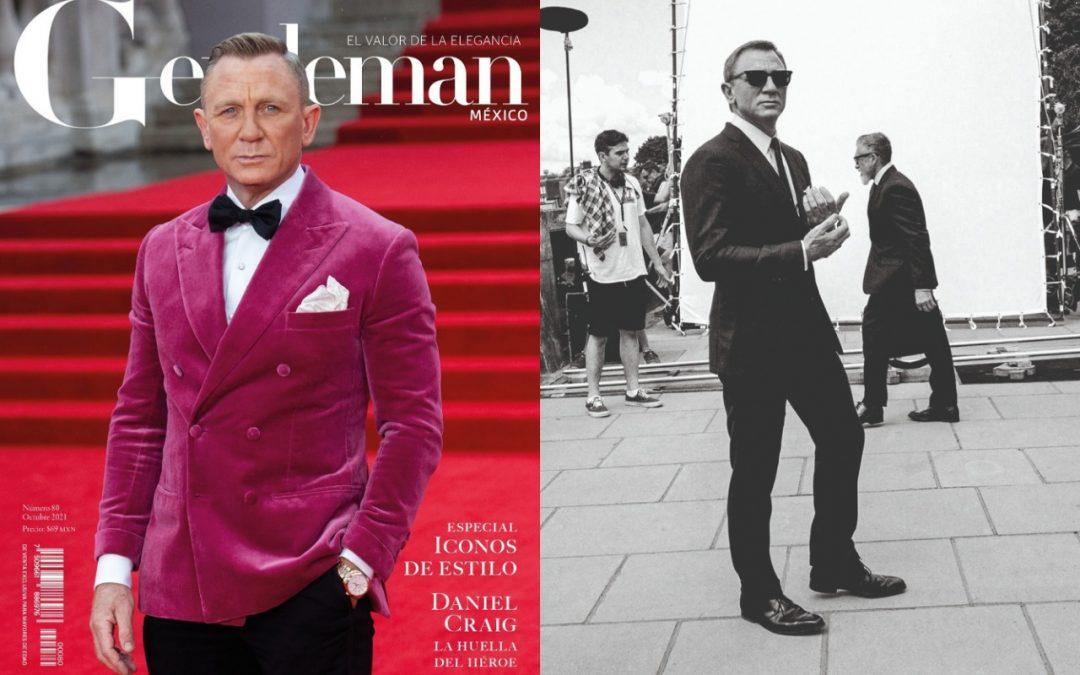 Daniel Craig, la huella del héroeSubtítulo