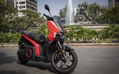 La revolucionaria moto eléctrica de SEATSubtítulo