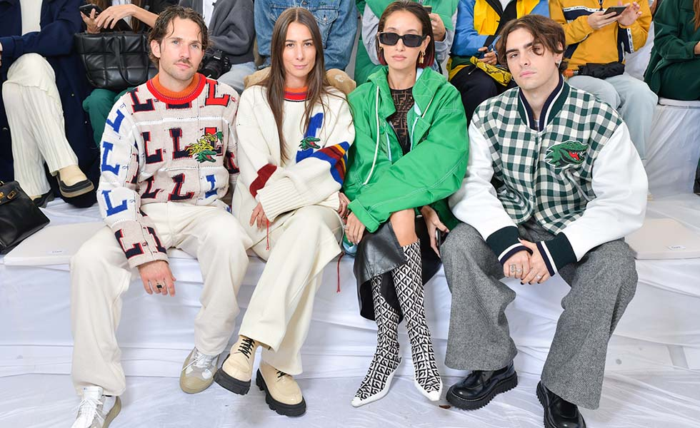 Lacoste Fashion Show: Spring-Summer 2022Subtítulo
