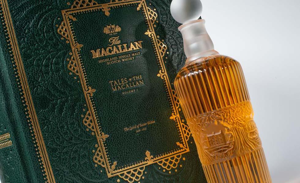 'Tales of The Macallan', la nueva y exclusiva botellaSubtítulo