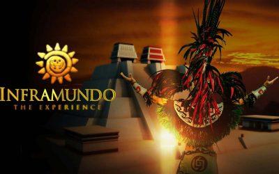 Inframundo, experiencia sensorial del mundo MexicaSubtítulo