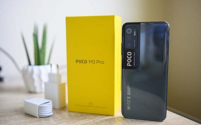 Así es el POCO M3 Pro 5GSubtítulo